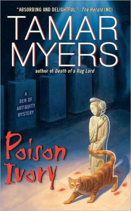 Poison Ivory (Den of Antiquity Series #15)