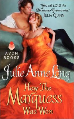 How the Marquess Was Won (Pennyroyal Green Series #6)