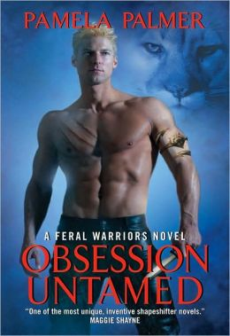 Obsession Untamed (Feral Warriors Series #2)