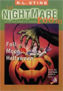 Full Moon Halloween (The Nightmare Room Series #10)