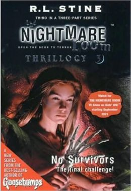 No Survivors (Nightmare Room Thrillogy)