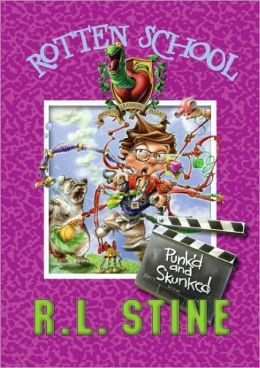 Punk'd and Skunked (Rotten School Series #11)