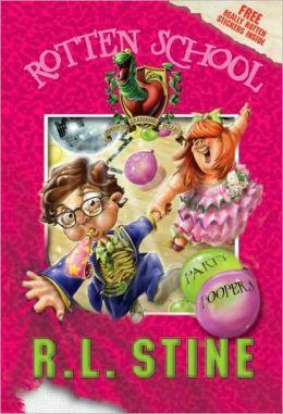 Party Poopers (Rotten School Series #9)