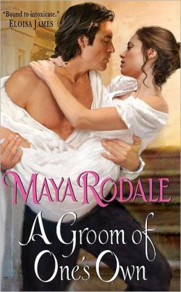 A Groom of One's Own (Writing Girl Series #1)