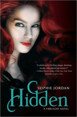 Hidden (Firelight Series)