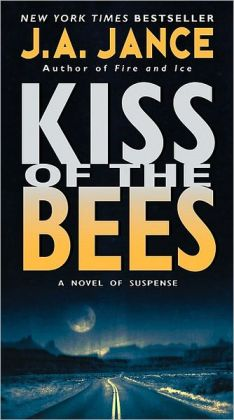 Kiss of the Bees (Brandon Walker and Diana Ladd Series #2)