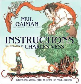 instructions neil gaiman powerpoint