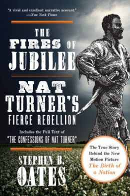 the fires of jubilee nat turner fierce rebellion book review