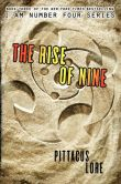 Book Cover Image. Title: The Rise of Nine, Author: Pittacus Lore