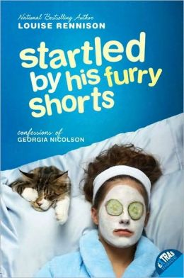 Startled by His Furry Shorts (Confessions of Georgia Nicolson Series #7)