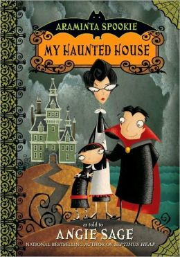 My Haunted House Araminta Spookie Series 1 By Angie border=
