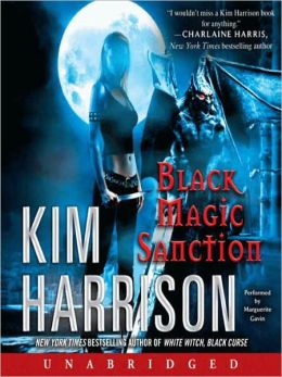 Black Magic Sanction (Rachel Morgan Series #8)
