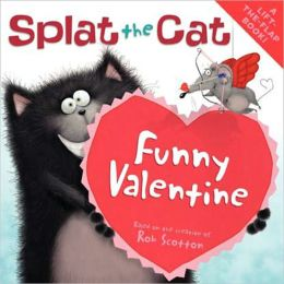Funny Valentine (Splat the Cat Series)