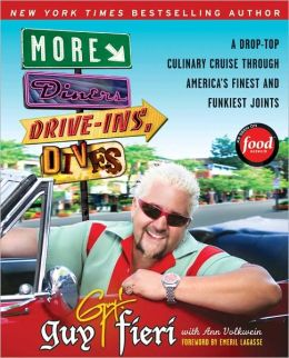 More Diners, Drive-ins and Dives (PagePerfect NOOK Book)