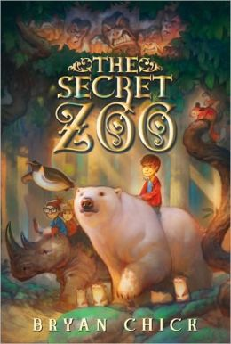 The Secret Zoo (The Secret Zoo Series #1)
