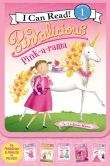 Book Cover Image. Title: Pinkalicious:  Pink-a-rama, Author: Victoria Kann