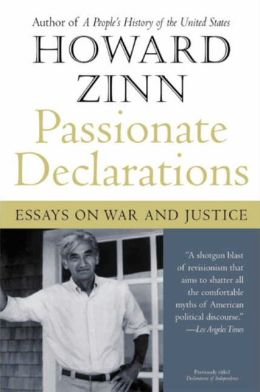 howard zinn essay