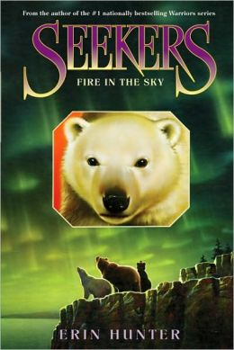 Fire in the Sky (Seekers Series #5)