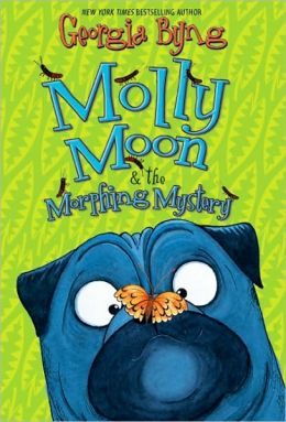 Molly Moon and the Morphing Mystery