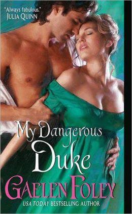 My Dangerous Duke (Inferno Club Series #2)