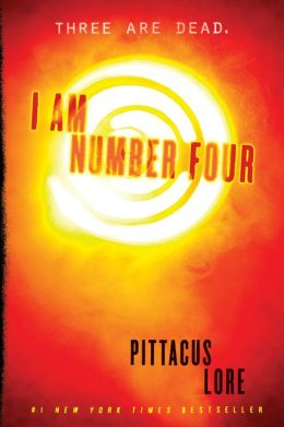 I Am Number Four (Lorien Legacies Series #1)