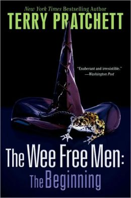 The Wee Free Men: The Beginning (Tiffany Aching Series #1 & 2)