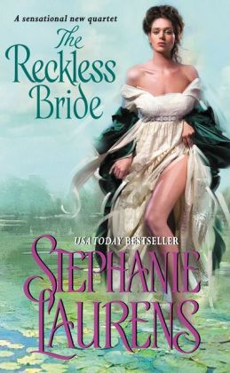 The Reckless Bride (Black Cobra Series #4)