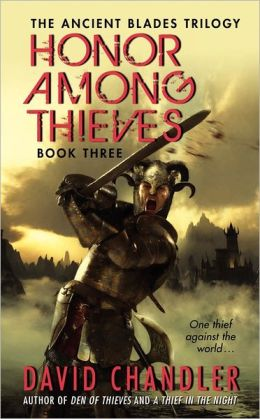 Honor Among Thieves (Ancient Blades Trilogy #3)