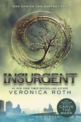 Insurgent (Divergent Series #2)
