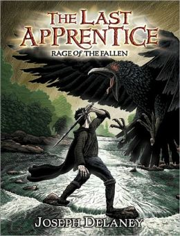 Rage of the Fallen (Last Apprentice Series #8)