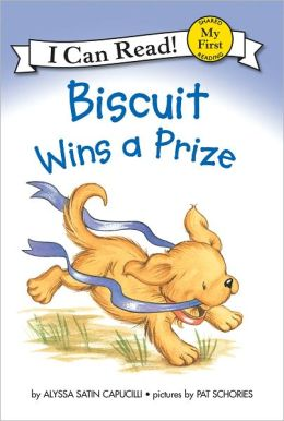 Biscuit Wins a Prize (My First I Can Read Series)