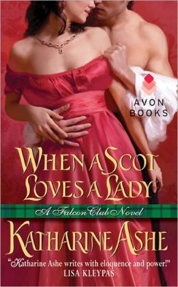 When a Scot Loves a Lady (Falcon Club Series #1)