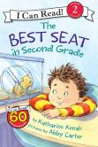 Book Cover Image. Title: The Best Seat in Second Grade (I Can Read Book 2 Series), Author: Katharine Kenah