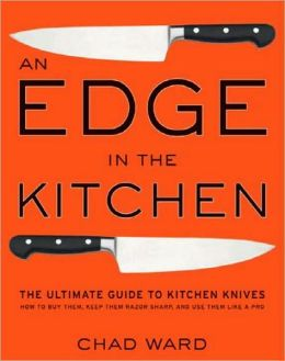 Edge in the Kitchen (PagePerfect NOOK Book)