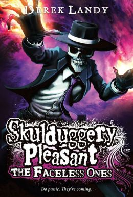 The Faceless Ones (Skulduggery Pleasant Series #3)