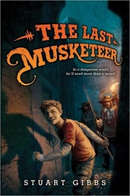 The Last Musketeer (The Last Musketeer Series #1)