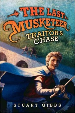 Traitor's Chase (The Last Musketeer Series #2)