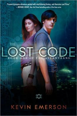 The Lost Code (The Atlanteans Series)