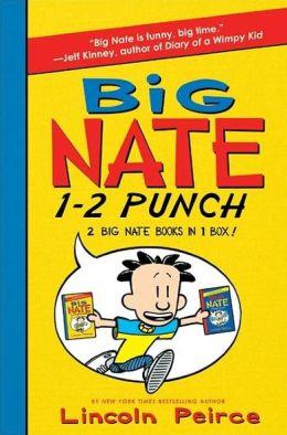 Big Nate 1-2 Punch: 2 Big Nate Books in 1 Box!: Includes Big Nate and Big Nate Strikes Again