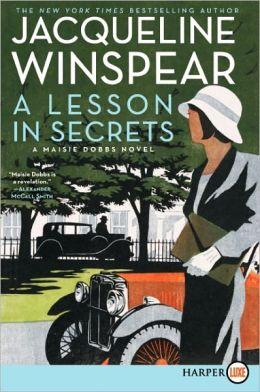 A Lesson in Secrets (Maisie Dobbs Series #8)