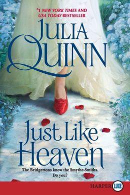 Just Like Heaven (Smythe-Smith Quartet Series #1)