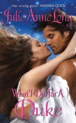What I Did For a Duke (Pennyroyal Green Series #5)