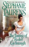Book Cover Image. Title: The Taming of Ryder Cavanaugh, Author: Stephanie Laurens