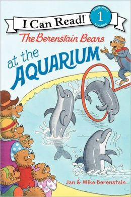 The Berenstain Bears at the Aquarium (I Can Read Book 1 Series)