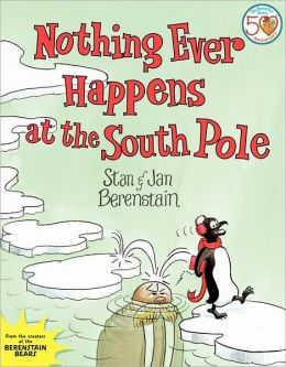 Nothing Ever Happens at the South Pole