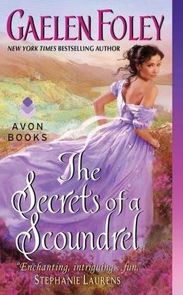 The Secrets of a Scoundrel (Inferno Club Series #7)