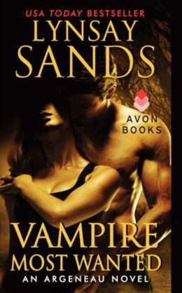 Vampire Most Wanted (Argeneau Vampire Series #20)