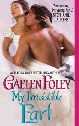 My Irresistible Earl (Inferno Club Series #3)
