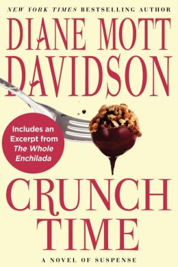 Crunch Time (Culinary Mystery Series #16)