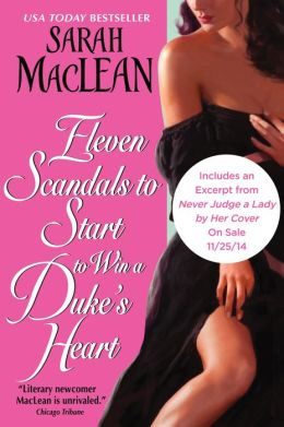 Eleven Scandals to Start to Win a Duke's Heart (Love by Numbers Series #3)
